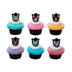 monster high fear friends cupcake rings