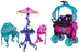monster high travel scaris cart ghouls