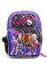 monster high purple backpack school moster