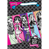 monster high treat bags party includes