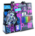 monster high artist tote compact portfolio