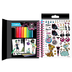 monster high mini sketch book includes