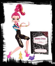 Buy Monster High 13 Wishes Gigi Grant Doll