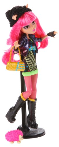 high 13 wishes howleen wolf high dolls