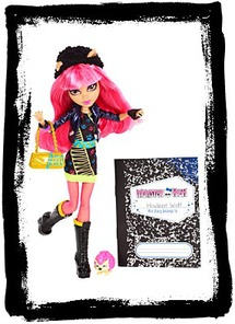 Buy Monster High 13 Wishes Howleen Wolf