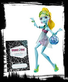 Buy Monster High 13 Wishes Lagoona Blue