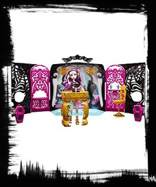 Monster High 13 Wishes Room Party