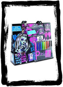 Buy Monster High Artist Tote Compact Portfolio