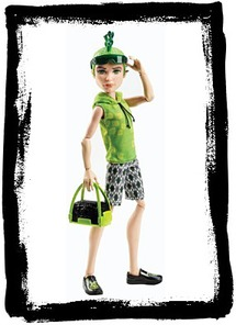 Buy Monster High Basic Travel Deuce Gorgon