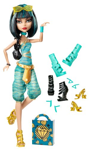 Think, Monster high 13 wishes dolls above told