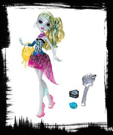 Buy Monster High Dot Dead Gorgeous Lagoona