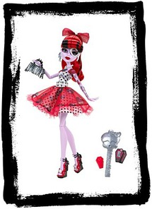 Buy Monster High Dot Dead Gorgeous Operetta