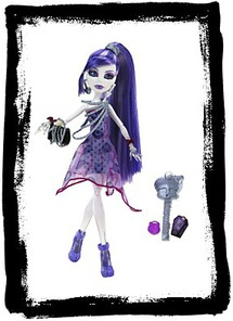 Buy Monster High Dot Dead Gorgeous Spectra