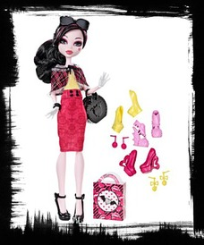 Buy Monster High Draculaura Doll And Shoe