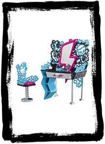Buy Monster High Frankies Vanity Playset