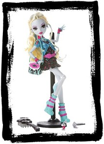Buy Monster High Ghouls Night Out Doll Lagoona