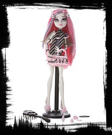 Buy Monster High Ghouls Night Out Doll Rochelle