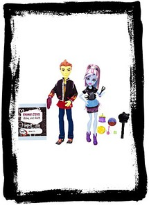 Monster High Home Ick Abbey Bominable