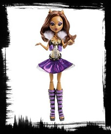 Buy Monster High Its Alive Clawdeen Wolf