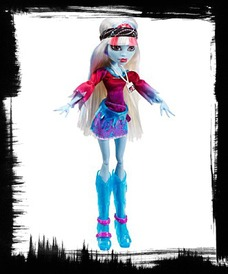 Buy Monster High Music Festival Abbey Bominable