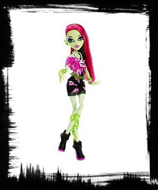 Monster High Music Festival Doll Venus