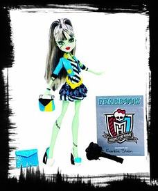 Buy Monster High Picture Day Frankie Stein