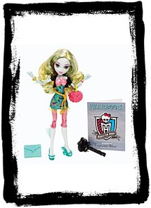 Buy Monster High Picture Day Lagoona Doll