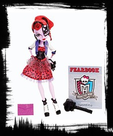 Monster High Picture Day Operetta Doll