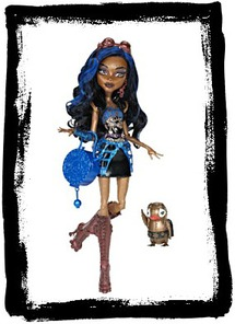 Buy Monster High Robecca Steam Doll