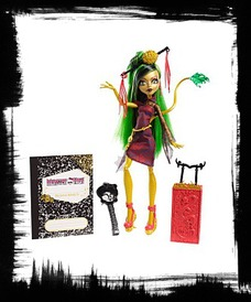 Buy Monster High Travel Scaris Jinafire Long