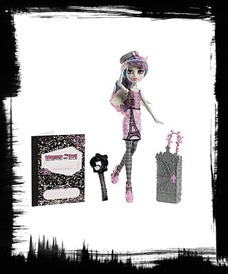 Buy Monster High Travel Scaris Rochelle Goyle