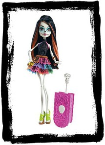 Buy Monster High Travel Scaris Skelita Calaveras
