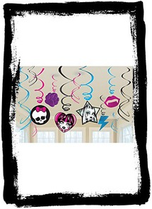 Buy Monster High Value Pack Hanging Swirl