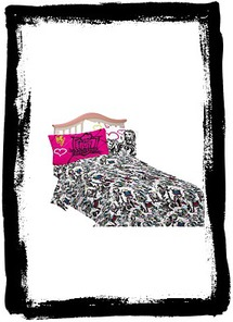 Buy Sheet Set Twin Monster High Ghouls