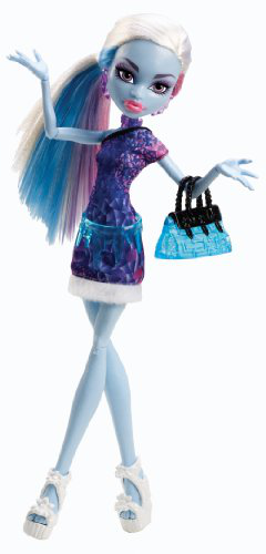 Monster High Basic Travel Abbey Bominable