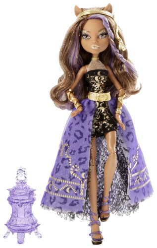 Monster High 13 Wishes Haunt The Casbah