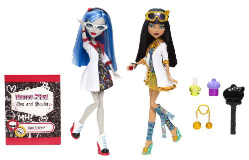 Monster High Mad Science Cleo De Nile