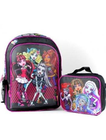 Monster High 16 Large School Backpack