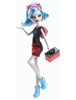Monster High Basic Travel Ghoulia Yelps