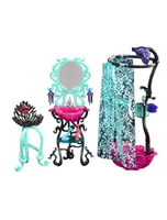 Monster High Lagoona Blue Vanity Playset